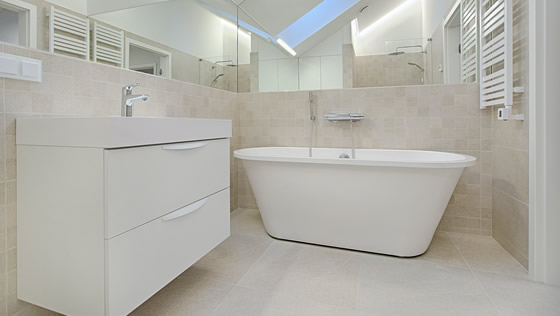 Bathroom Remodeling installed by Lithonia Home Improvement