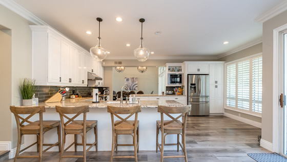 Kitchen Remodeling installed by Lithonia Home Improvement
